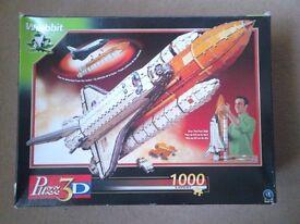 Puzz 3D ATLANTIS 1000 pieces shuttle
