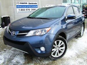 2013 Toyota RAV4 LIMITED AWD CUIR TOIT OUVRANT AUTOMATIQUE