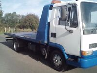 Daf recovery lorry