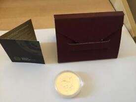Krugerrand for sale. Reduce to £90