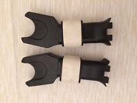 Bugaboo car seat adaptors