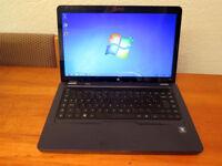 """HP G62 Laptop b29SA - 15.6"""" screen, 4Gb memory, 120Gb HDD"""
