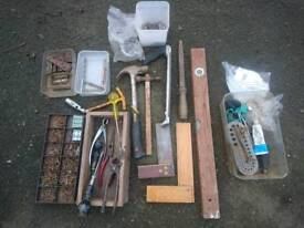 Tools and jigsaw