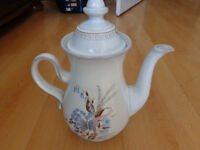 1970s Denby Pottery Coffee Pot