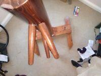 Wooden dummy - Gumtree
