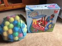 Splash & Play inflatable
