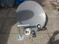 Satellite dish Package