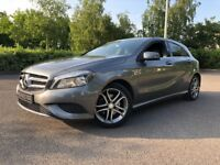 Mercedes A200 2.1 CDI Sport 6 Speed Manual 2014