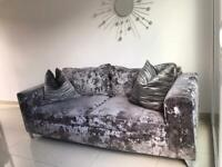 3 seater sofa free delivery