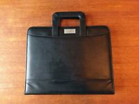 Attractive Leather look Business Case / Compendium