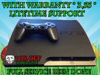 ������ Sony PlayStation 3 SLIM / 3.55 / 4.80 ��� OFFER ������