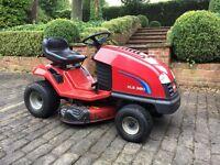 Toro XLS 380 Ride on Lawn Mower