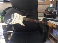 Encore Electric Guitar (option of Marshall MG10CD amp)