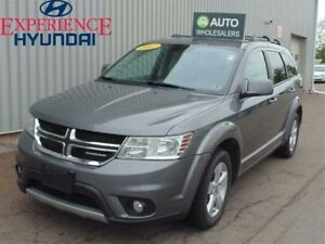 2012 Dodge Journey SXT & Crew THIS WHOLESALE WILL BE SOLD AS TRA