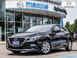 2015 Mazda Mazda3 Sport GS-Heated Seats, Back Up Camera, Bluetoo