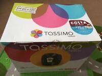 BNIB Black Bosch Tassimo Fidelia TAS4000GB