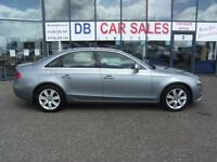 08 AUDI A4 1.8 TFSI SE 4D 160 BHP***GUARANTEED FINANCE***PART EX WELCOME***