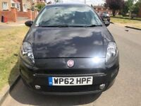 BARGAINN!! * 2012 FIAT PUNTO EASY 1.2 / 77K ONLY / FULL SERVICE HISTORY STAMPED / QUICK SALE / £2900