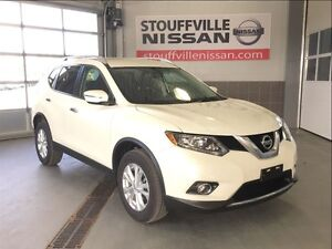 Nissan Rogue sv nissan certified pre owned  rates from 1.9% 2016