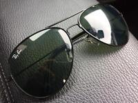 Ray ban driving glasses black