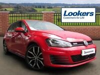 Volkswagen Golf GTD DSG (red) 2016-05-26