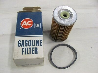 NOS AC GF-157 Fuel Filter Chevy GMC Truck 63-67 Ford Mercury Chrysler 66 65 64