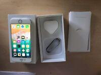 iPhone 6 16GB Silver Unlocked.