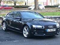 BLACK FRIDAY SPECIAL! REDUCED TO £8899! *AUDI A5 S LINE *2011 *BLACK *177BHP *12 Mts MOT *LEATHERS*