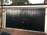 Electrically operated Garage Door including all necessary electrical equipment