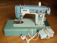 FREE Sewing Machine. Elderly Jones sewing machine. Straight and zigzag stitching only.