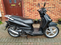 2012 Peugeot Tweet 125 scooter, 11 months MOT, good condition, automatic, ready to ride away ,,