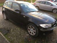 BMW 1 series 2.0 petrol