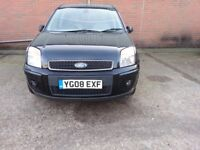 2008 FORD FUSION 1.6 PLUS AUTOMATIC, 5 DOOR, PART HISTORY, HPI CLEAR, NEW MOT, VERY CLEAN. CAR