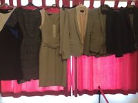 Selection of ladies work clothes - size 12