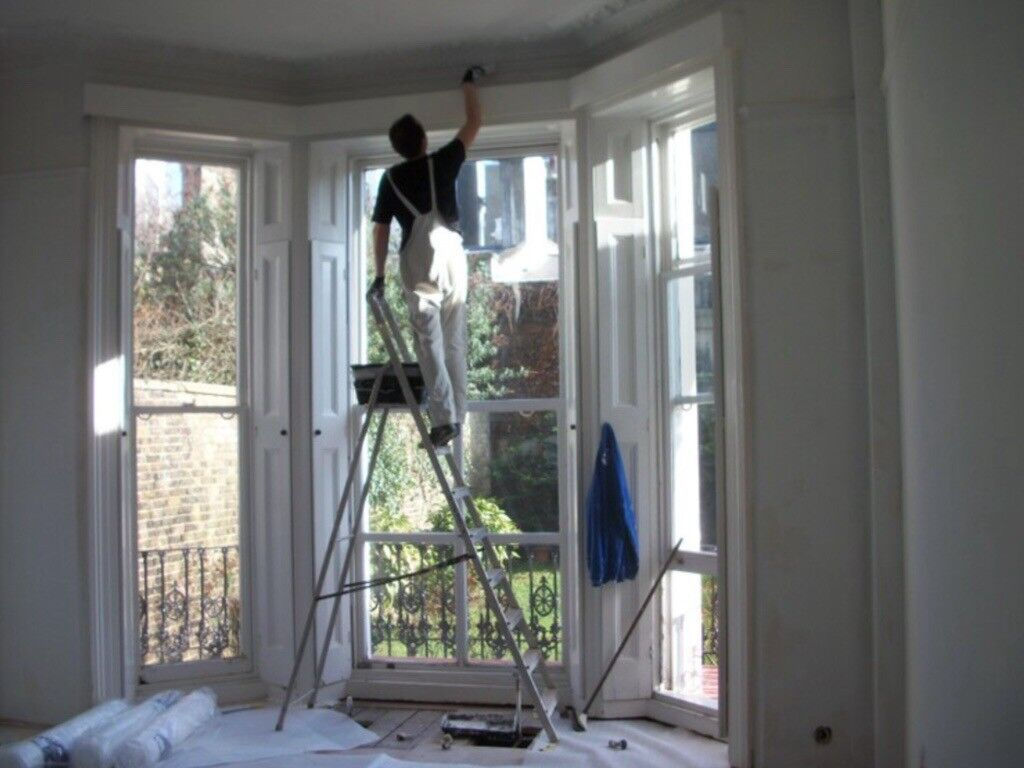 Painter 25 Years Experience 0788 306 0249 Fair Rates In
