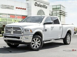 2016 Ram 3500 LONGHORN | ONE OWNER | DIESEL | ONLY 1,635 KMS!! |