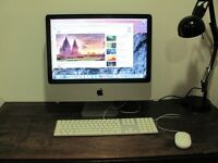 """iMac Apple desktop computer 20""""screen 2GB memory"""