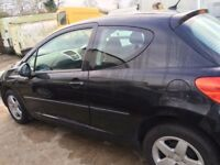 Peugeot 207 1.4 Petrol £1600 ono cheap for quick sale