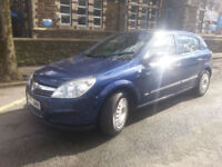 2009(09)VAUXHALL ASTRA 1.6 LIFE MET BLUE,NEW MOT,CLEAN CAR,GREAT VALUE