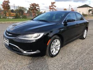 2015 Chrysler 200 C|Navi|Back Up Camera|Accident Free|