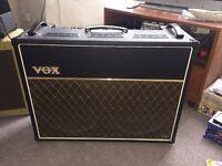 VOX AC30VR Amp
