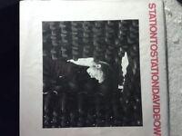 David Bowie LPS