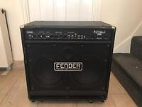 FENDER RUMBLE 350w COMBO BASS AMP