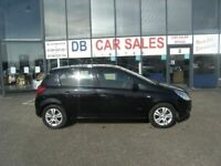 2010 10 VAUXHALL CORSA 1.0 ENERGY ECOFLEX 5D 64 BHP **** GUARANTEED FINANCE **** PART EX WELCOME
