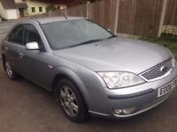 Ford Mondeo 2.0 TDCI Ghia new clutch and dual mass flywheel