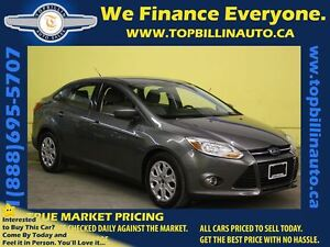2012 Ford Focus SE HEATED SEATS, Only 65K