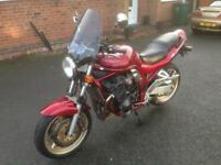 Bandit 1200 ( possible swap for sports car)