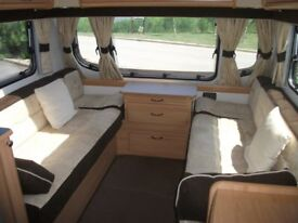 Avondale Windsor '550 S' 4 berth, Big rear washrom, Alarm, History, LOW PRICE AND LOVELY CONDITION