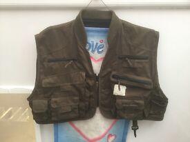Fly fishing / stalking waist coat