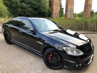 Mercedes S Class S320 CDi WALD Black Bison 70k